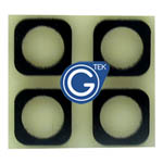 iPhone 4s sponge gasket for flash light-Replacement part (compatible)