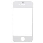 iPhone 4S Glass Lens Only in White- Replacement part (compatible)
