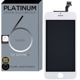 iphone 6 Platinum lcd in white 4.7' True Colour  Retina HD Display - Quality Guaranteed