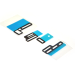 iPhone 7 Plus Mainboard Connector Sponge Gasket 4 pcs Set (5 Sets)