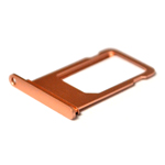 iPhone 7 Plus Sim Holder in Rose Gold- Replacement part (compatible)