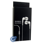 iPhone, ipod, ipad stereo headset In-ear handsfree High Quality