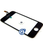 iPhone 3G Digitizer Touchpad in Black-Replacement Part (compatible)