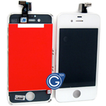 iPhone 4 Complete Lcd and Digitizer in White