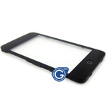 iPod Touch 3rd Generation Digitizer with Mid frame complete- Replacement part (compatible)