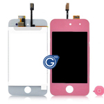 iPod touch 4 Complete LCD with Digitizer in Pink