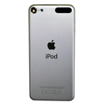 Genuine Apple iPod Touch 6th Generation Rear Housing in Silver-Model: A1574 (Grade C)
