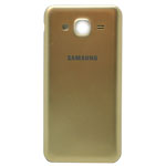 Genuine Samsung SM-J500F Galaxy J5 Battery Cover in Gold-Samsung part no: GH98-37588B (Grade B)