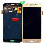 Genuine Samsung SM-J500F Galaxy J5 Lcd and Digitizer in Gold- part no: GH97-17667C