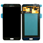 Genuine Samsung SM-J700 Galaxy J7 Complete Lcd with Digitizer in Black- Samsung part no: GH97-17670C