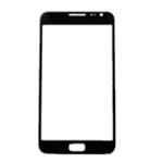 Samsung N7000 Galaxy Note Lens Glass in Black