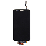 LG Optimus G2 D801 Lcd Display with Digitizer Touchscreen Assembly in Black  ( Without Frame )