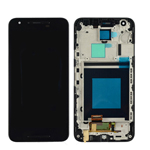 LG H790 Nexus 5X Lcd and Digitizer with Frame in Black