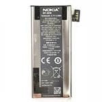 Genuine Nokia Lumia 900 Battery BP-6EW-Nokia part no: 0670656