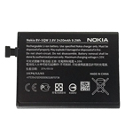 Nokia Lumia 930 Li-on Battery BV-5QW 3.8V 2420mAh 9.2Wh - Nokia Part no: 0670736 (Grade A)