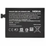 Nokia Lumia 930 Li-on Battery BV-5QW 3.8V 2420mAh 9.2Wh - Nokia Part no: 0670736
