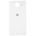 Genuine Microsoft Lumia 950, Lumia 950 Dual Sim, Lumia 950 LTE Battery Cover in White-Microsoft part no: 00814D8 (Grade A)