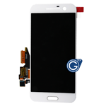 HTC 10 Complete LCD and Digitizer Assembly in White