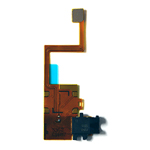 Original Audio Flex-Cable + Earphone Jack for Microsoft Lumia 950, Lumia 950 Dual Sim, Lumia 950 LTE-Microsoft part no: 0206530
