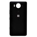 Genuine Microsoft Lumia 950, Lumia 950 Dual Sim, Lumia 950 LTE Battery Cover in Black-Microsoft part no: 00814D9