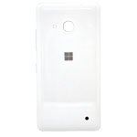 Genuine Microsoft Lumia 550 Battery Cover in White-Microsoft part no: 02510N5