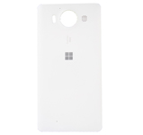 Genuine Microsoft  Lumia 950, Lumia 950 Dual Sim, Lumia 950 LTE Battery Cover in White-Microsoft part no: 00814D8