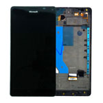 Genuine Microsoft Lumia 950 XL, Lumia 950 XL Dual Sim Complete Display LCD with Digitizer Touchscreen-Microsoft part no: 00813X2