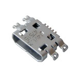 Genuine Microsoft Lumia 435 Micro USB Connector- Microsoft part no: 5400632