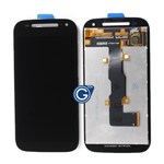 Motorola Moto E2 E+1 XT1505/ XT1511/ XT1524/ XT1527 Complete LCD and Digitizer Assembly in Black