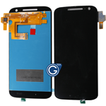 Motorola Moto G XT1622 (2016), G4 Complete LCD and Digitizer Assembly in Black
