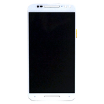 Motorola Moto X Style XT1570/XT1572/XT1575 Complete LCD and Digitizer Assembly in White