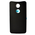 Genuine Motorola Moto X 2nd (XT1092) Battery Cover in Black- Part no: 01017759017