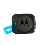 Genuine Motorola Moto X 2nd (XT1092) Decoration Rear Cover in Dark Grey- Part no: 01018061013