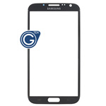 Samsung N7100 Galaxy Note II Lens Glass in Black