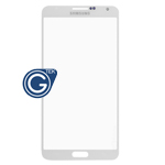Samsung N9000, N9005 Galaxy Note 3 Lens in White