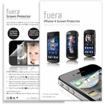 LG Optimus 3D P920 screen protector by fuera