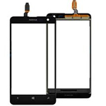 Genuine Nokia Lumia 625 Digitizer touchpad and lens - P/N:4870435