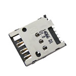 Nokia Lumia 630  Sim Card Reader Sim 1-Part no: 5469D51