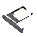 Nokia Lumia 900 - Sim Card Tray (Black)-Nokia part no: 0269B24