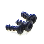 Genuine  Nokia Lumia 920 Screw RF1.4X3.0 TORX PLUS 4IP Black-Nokia part no: 6300206