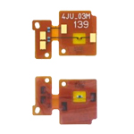 Genuine  Nokia Lumia 830  Flex-Cable / Flat-Cable f. Ear Speaker- Nokia part no: 0206054