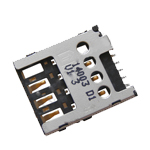 Nokia XL, Dual SIM, SIM Reader/Connector -Part no: 8003236