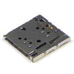 Nokia Lumia 820  Sim Card Reader - Part no: 5469b52