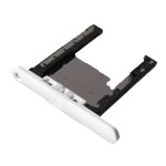 Genuine Nokia Lumia 720 SD Card Tray (White)-Nokia part no: 0269C40