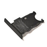 Nokia Lumia 930 Sim tray black lasered - Part no: 9520020