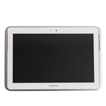Genuine Samsung GT-N8000 Galaxy Note 10.1 3G Complete Lcd with Digitizer Touchscreen in White- Samsung part no: GH97-13871A (Grade A)