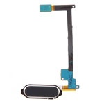 Genuine Samsung SM-N910F Galaxy Note 4 Home Button Flex-Cable Complete in Black- Samsung part no: GH96-07432A (Grade A)