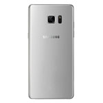 Genuine Samsung SM-N930F Galaxy Note 7 Battery Cover in Silver-Samsung part no: GH82-12568B
