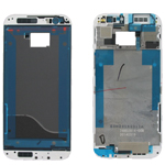 Genuine HTC One (M8) Chassis / Display Frame (Silver/White) - P/N:74H02614-00M