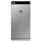 Genuine Huawei P8  Back Cover in Titanium Grey - Huawei part no: 02350GRV (Grade C)